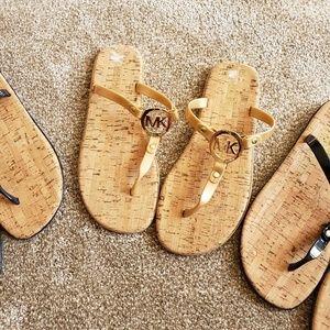 Michael Kors Shoes - Michael Kors Thong Sandals